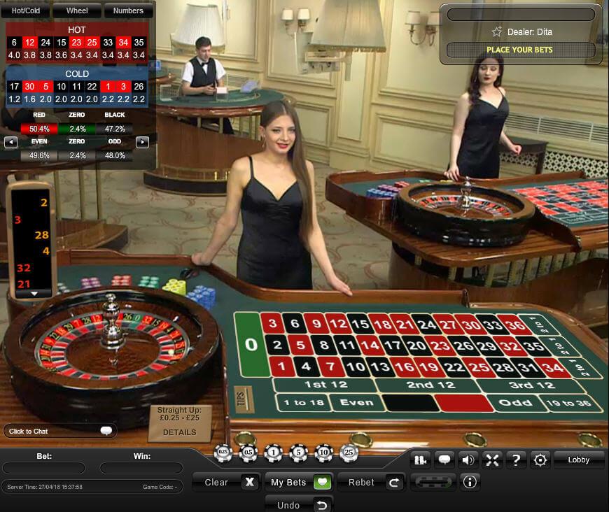 Roulette online flashback - 3247