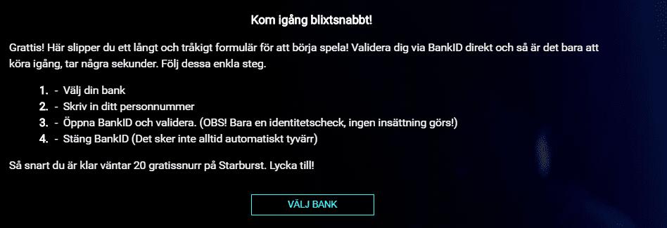 Nätcasino bankid trustpay - 9659
