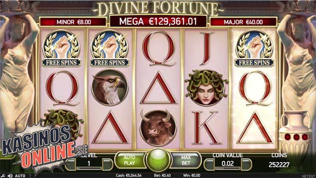 Lotteriskatt progressiv jackpott - 76714