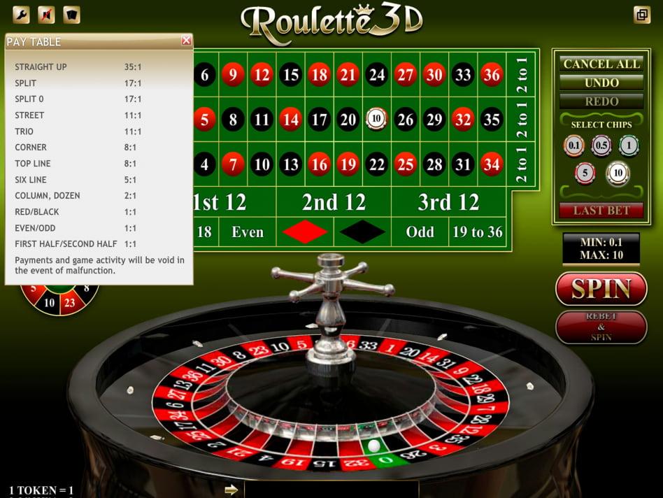 Gratis roulette - 45593