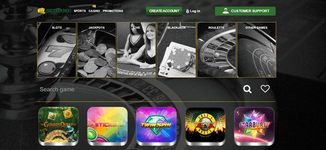 Casino välkomsterbjudande - 51322