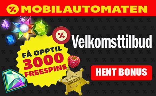 Norske automater få - 59490