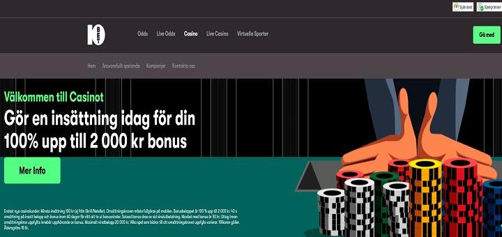 Casino med - 80346