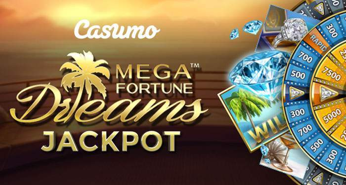 Mega fortune dreams - 54325