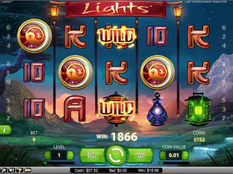 En ny spelautomat - 10469