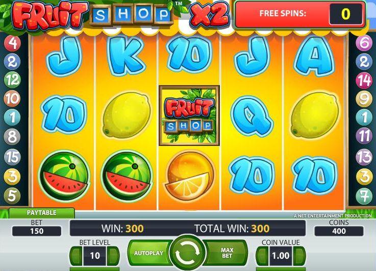 Fruit Shop - 47833