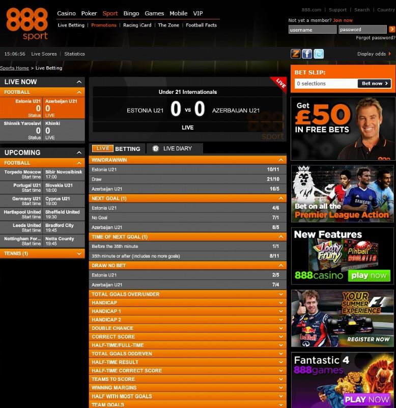 888 casino - 57458