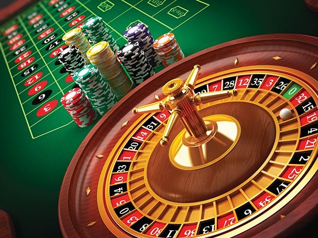Roulette hjul - 37481