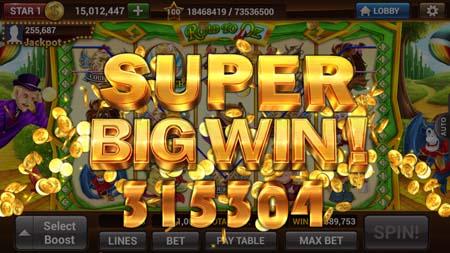 Lycklig spelare - 64250