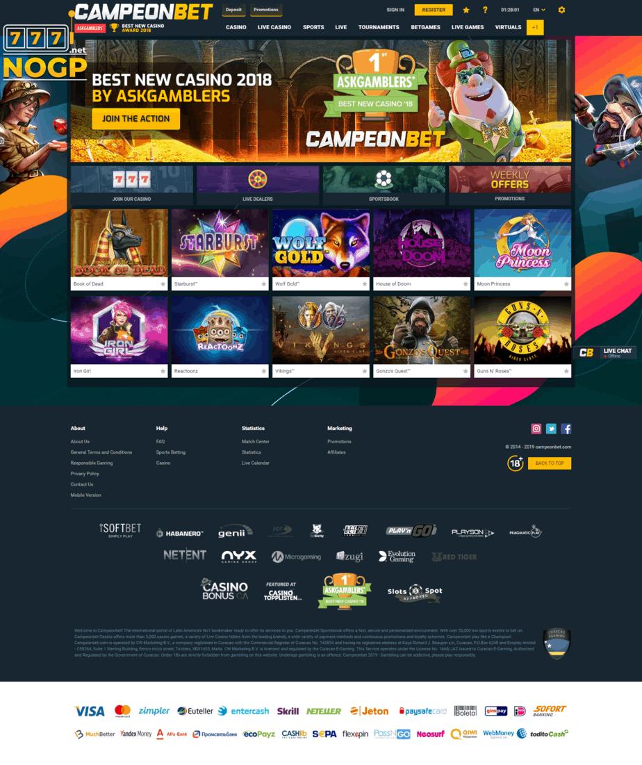 Casino bonus - 84459