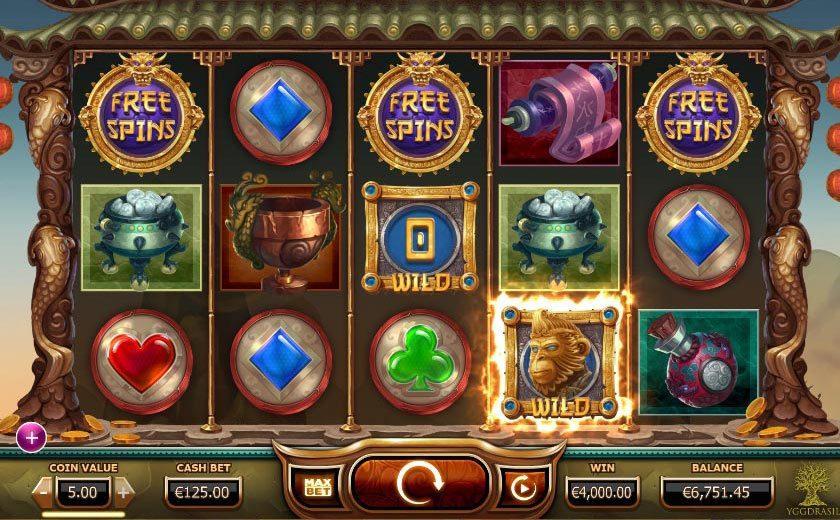 Cash Drop slot - 29994