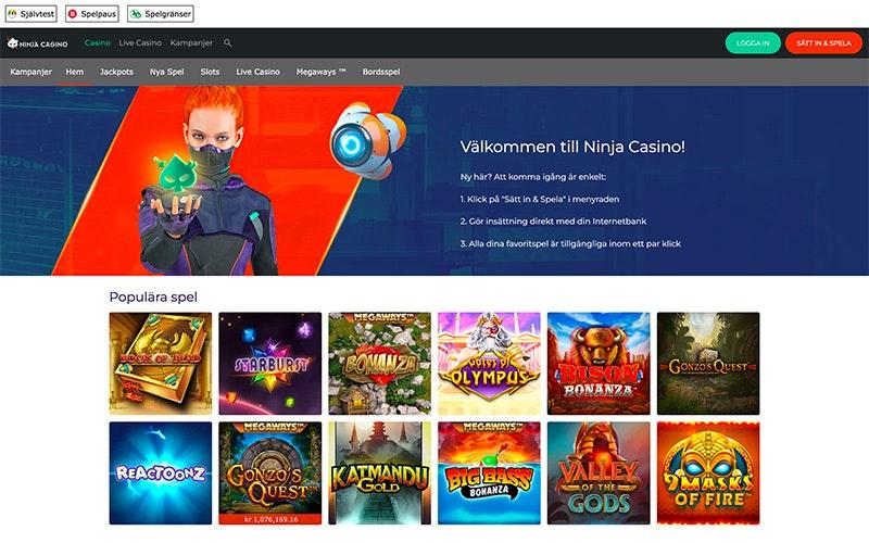Casino utan omsättningskrav - 39494