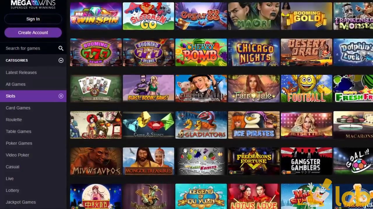 Free online slot games with free spins
