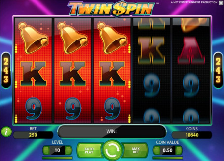 Twin Spin - 97247