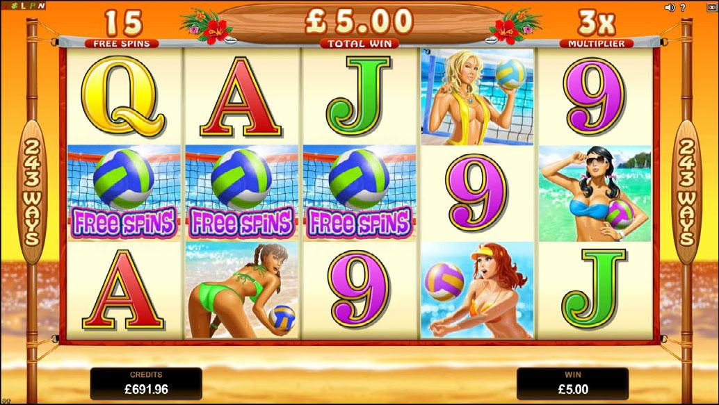 Casino bikini party - 32241