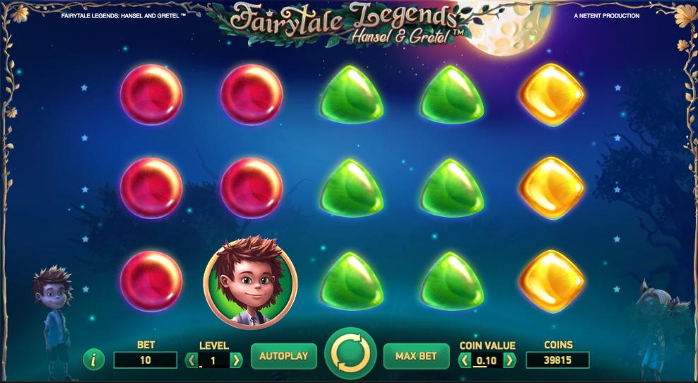 Fredags Fairytale Legends - 89515