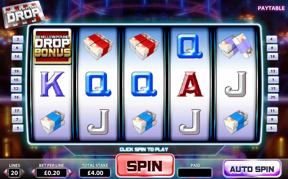 Gaming million pounds - 65401