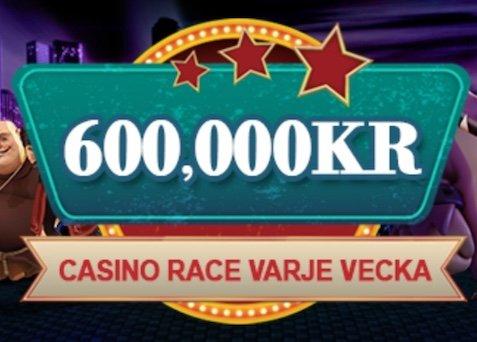 Casinoerbjudande varje vecka - 23146