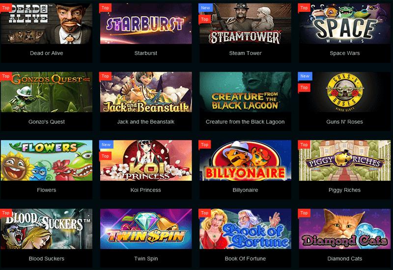 Casinos top list - 54210