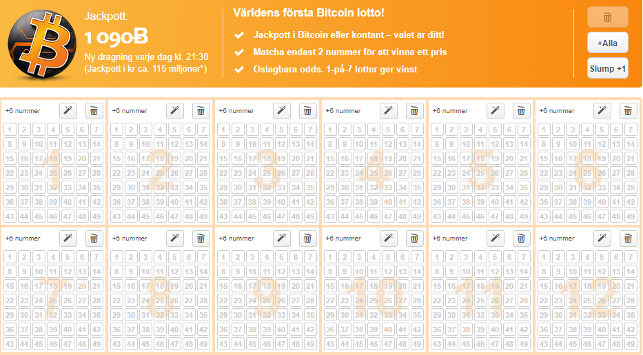 Bitcoin spel - 18701
