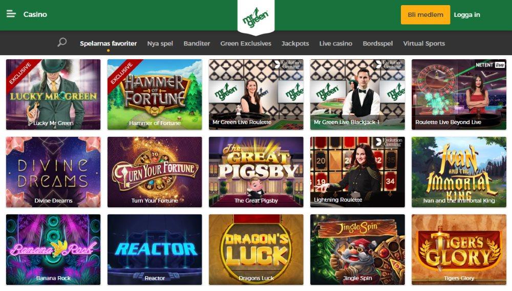 Casino som - 16109