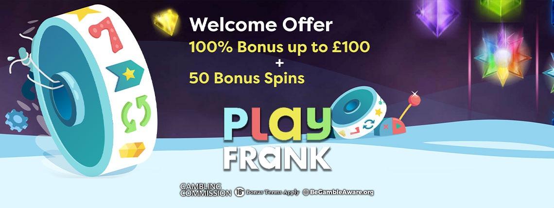 Mastercard bonus PlayFrank - 31507