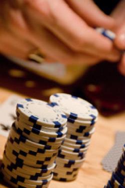Poker chips - 24684