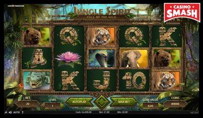 Wild Spirit slot - 53114
