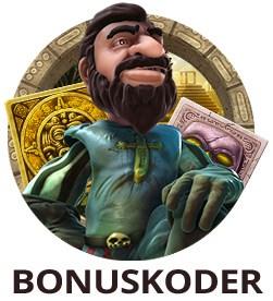 Bonuskod free spins - 10889
