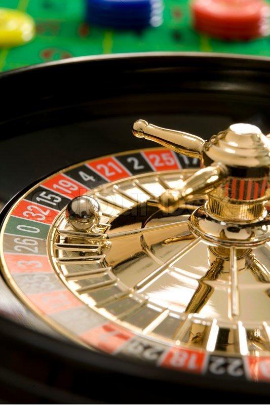 Roulette hjul - 16208