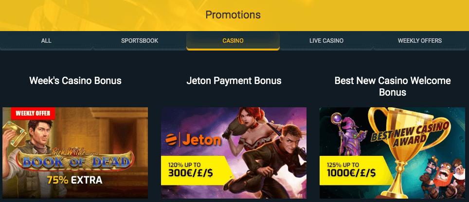 Casino bonus omsättningskrav - 55897