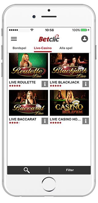 Casino med - 39198