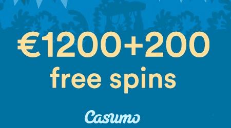 Casino välkomsterbjudande - 84120