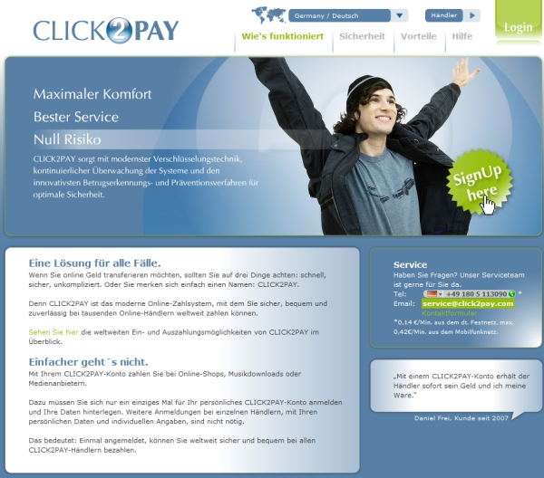 Click pay - 98444