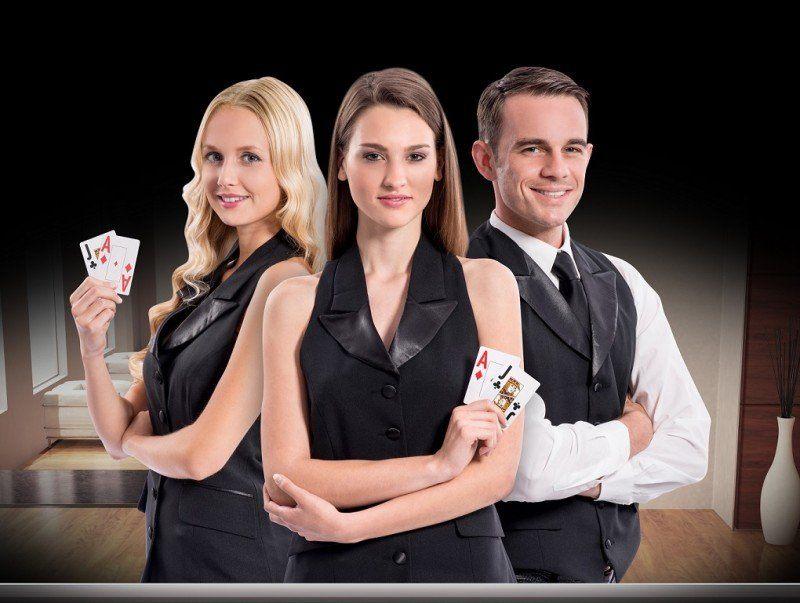 Spela live casino - 4759