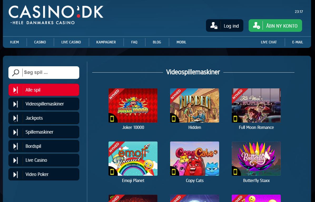 Danmark online - 8881