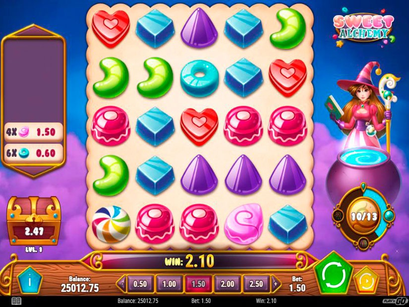 Jackpots popular - 84817
