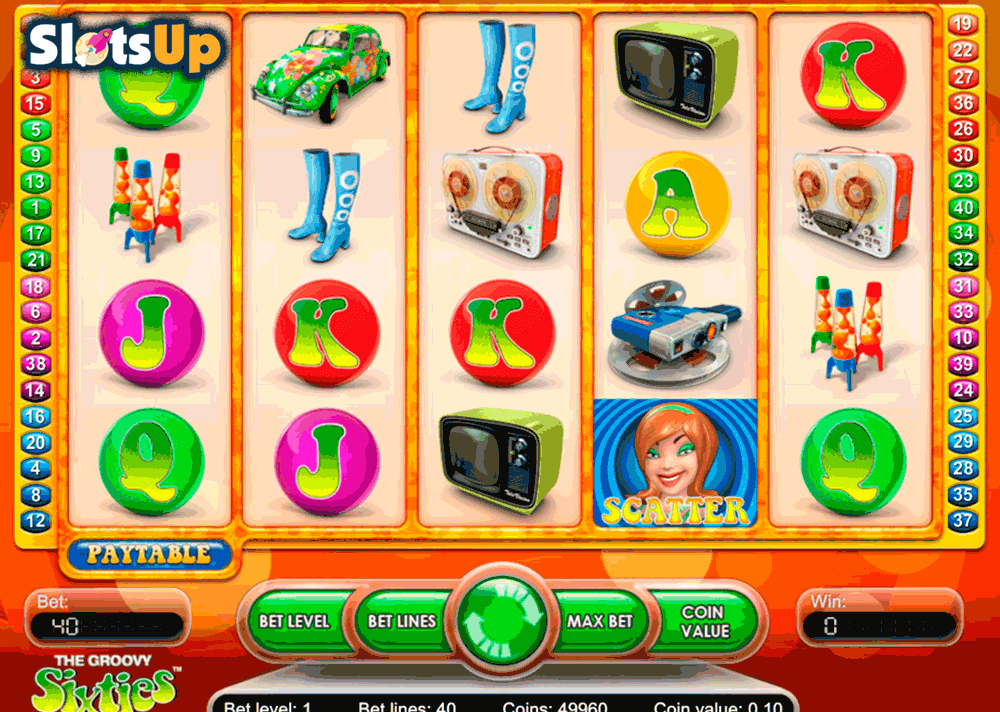 Slot by NetEnt - 46581