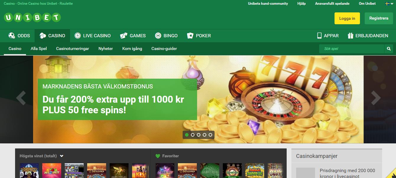 Casino utan - 8580