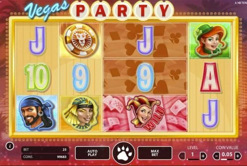 Party med freespins - 29468
