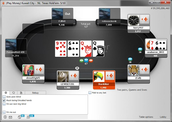 Partypoker live - 99132