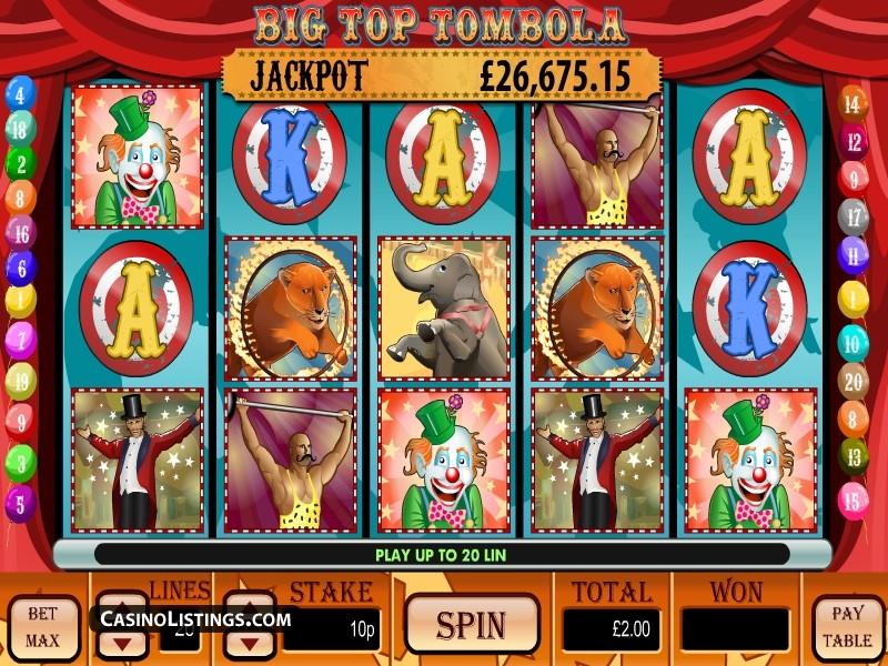 Lotteri tombola - 67032