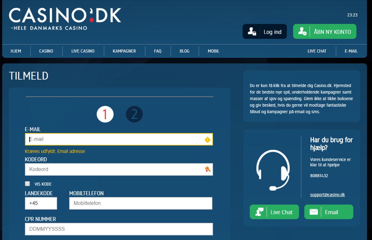 Danmark online - 77102