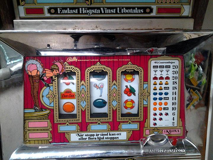 En ny spelautomat - 25397