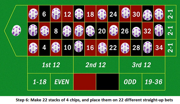 Roulette strategy that - 12843