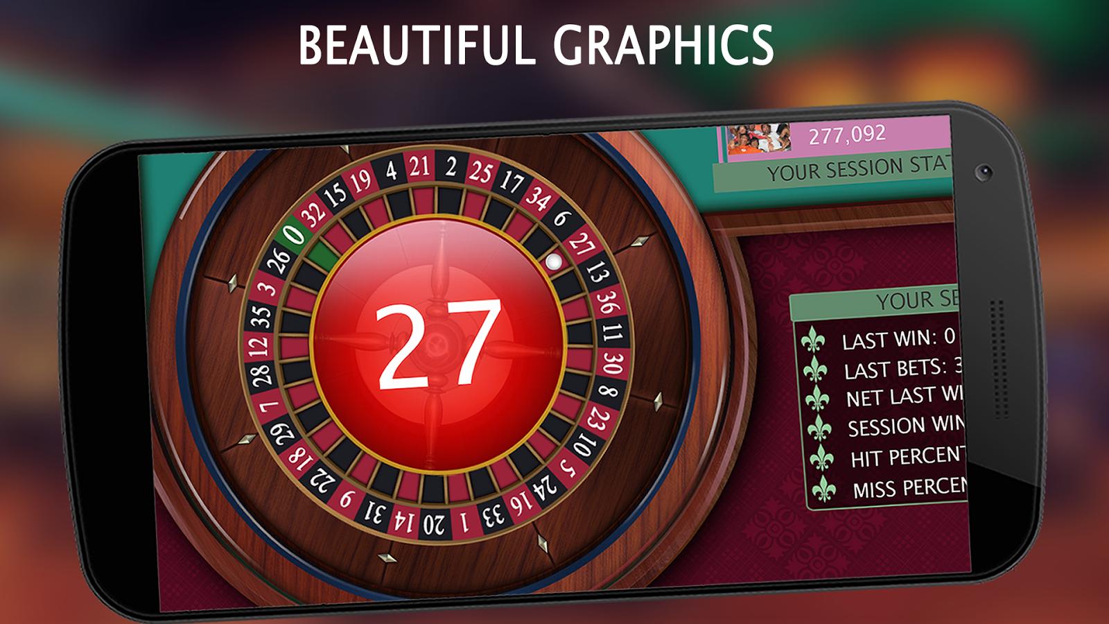 Roulette wheel - 12353