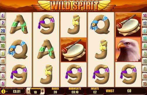Strategier Wild Spirit - 87070