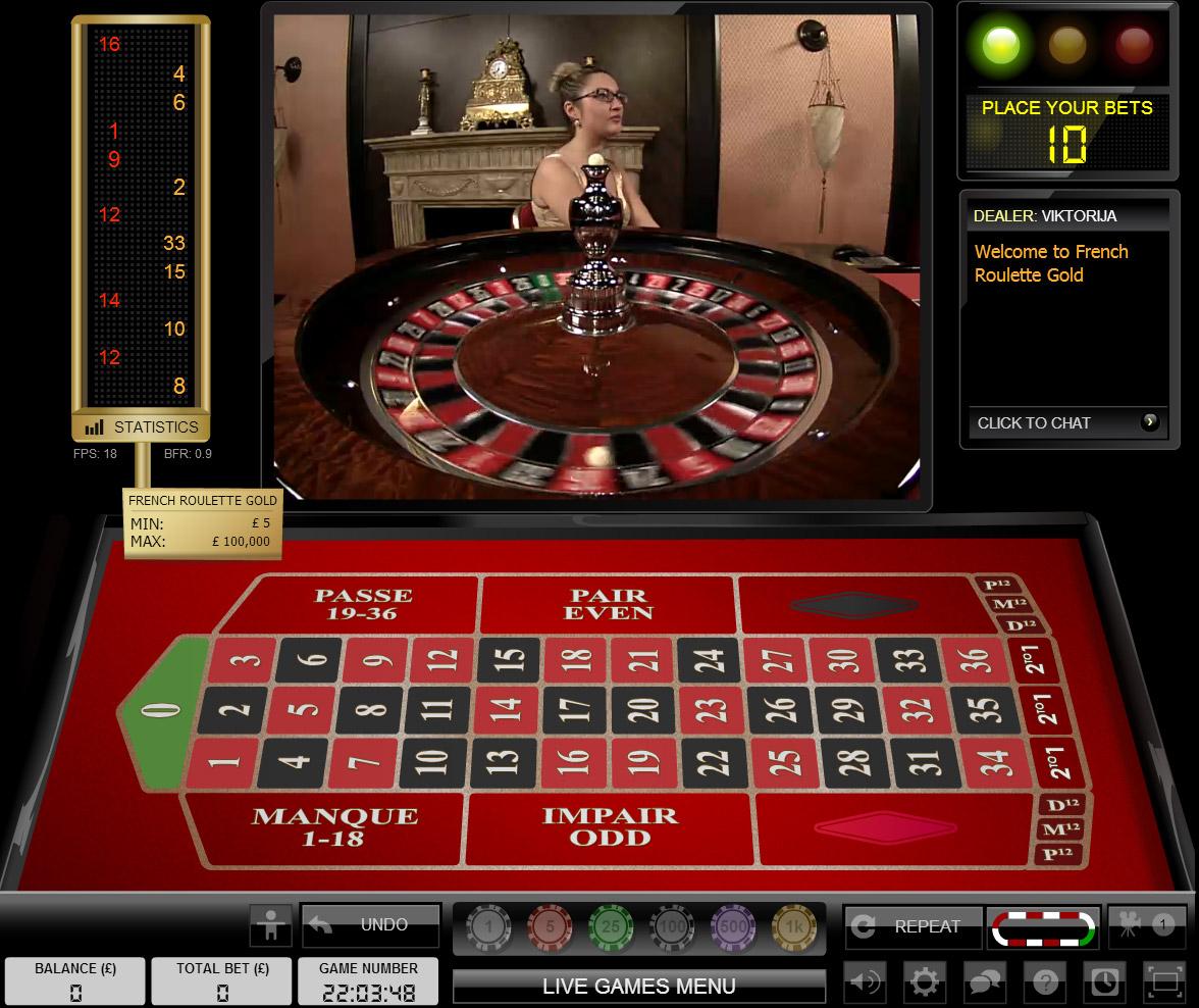 Speltips roulette - 9989