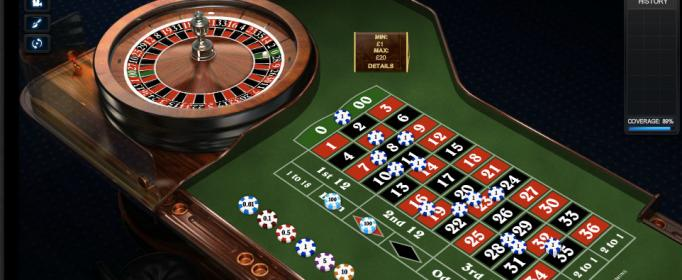 Free roulette - 43509