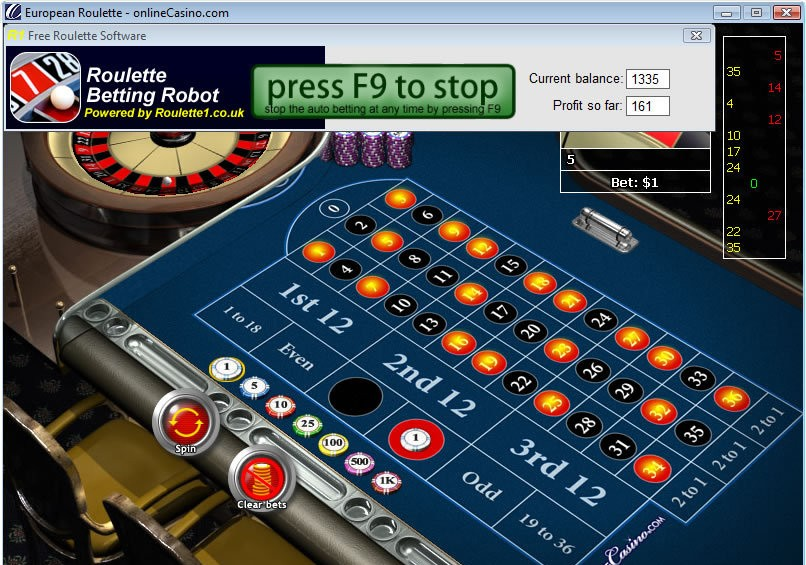 Free roulette simulator - 65152